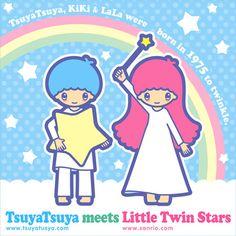 little twin stars tsuyatsuya collab