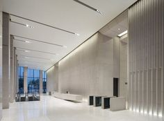 Image result for chrome china office lobby pod