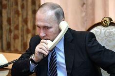 Источник рассказал о важном звонке Путина Януковичу перед Майданом | NEWS - PROUA