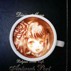 cafe au láit