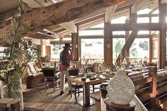 La Maison des Bois, le nouveau restaurant de notre ami Marc Veyrat