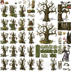 I love the colors of autum forest. <3 (for rpg maker vx ace) Diese Ressourcen sind für denRPG Maker VX/Ace von Enterbrainerstellt, nur mit der Lizenz für diesen Maker und n...