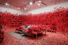 Les Obsessions florales de Yayoi Kusama (6)
