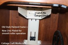 Heavy Duty Sewing Cabinet Machine Air Lift Mechanism