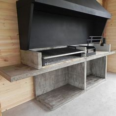 This listing has outdoor kitchen ideas with retractable and also long-term. This listing has outdoor kitchen ideas with retractable and also long-term. Barbecue Design, Grill Design, Outdoor Kitchen Bars, Outdoor Kitchen Design, Pergola Design, Diy Pergola, Outdoor Rooms, Outdoor Living, Parrilla Exterior