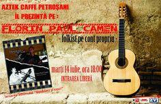 Florin Paul Camen - Folkist pe cont propriu Music Instruments, Guitar, Musical Instruments, Guitars