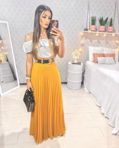 Swans Style is the top online fashion store for women. Shop sexy club dresses, jeans, shoes, bodysuits, skirts and more. Modest Dresses, Modest Outfits, Classy Outfits, Modest Fashion, Chic Outfits, Fashion Dresses, Kohls Dresses, Modest Wear, Casual Dresses