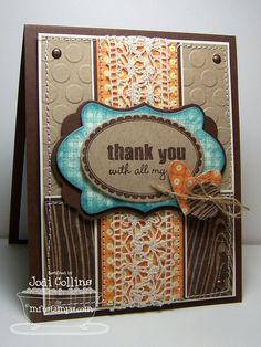 thank you #card by myrtle