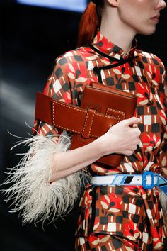 Prada Spring 2017 Ready-to-Wear Fashion Show Details | ♦F&I♦