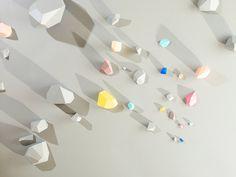 Blocks Series by Canadian photographer Evonne Bellefleur & stylist Caitlin Doherty