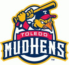 Toledo Mud Hens Primary Logo on Chris Creamer's Sports Logos Page - SportsLogos. A virtual museum of sports logos, uniforms and historical items. Best Baseball Player, Minor League Baseball, Baseball Teams, Basketball Rules, Baseball Field, Best Team Names, Toledo Mud Hens, Baseball Posters, Baseball Tickets