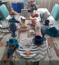 """d80f51df69 Costurices by Tati Ceschin on Instagram  """"Bom dia!!!! Tenham um feliz dia  dos pais!!!! Hoje teve mesinha de café da manhã para o maridão"""