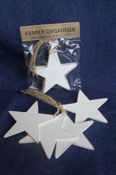 Star Tags by Fred and Mia, $3.00 USD