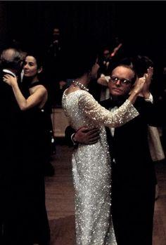 Truman Capote balla con Gloria Guinness
