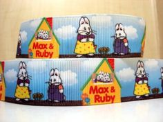 Max And Ruby Grosgrain Ribbon