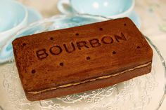 Giant Bourbon Cream Silicone Cake Mould by The Iconic Cake Company Bourbon Cake, Bourbon Biscuits, Chocolate Molds, Chocolate Sponge, Chocolate Ganache, English Food, English Recipes, Biscuit Cake, Tea Cakes