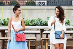 *Uniquely Different Fashion Blog*: @Angela Gray&Roi Handbags, Donate by Color!