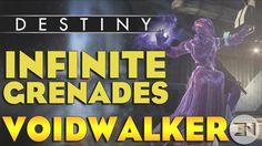 cool Destiny - INFINITE GRENADES Tactic - Challenge Of The Elders Grenade Challenge