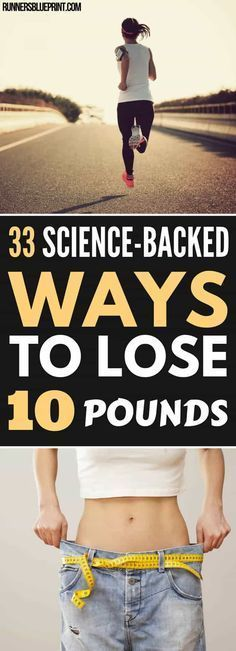 Proven weight loss tips.
