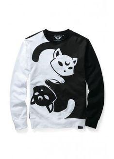 Killstar Yin Yang Sweatshirt, £49.99