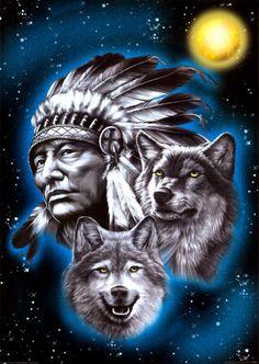 Billede fra http://www.posters.ws/images/334172/wolf_spirit.jpg.