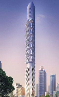 Pentominium | Aedas | Architecture | Residential | Dubai, UAE