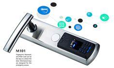 M101 Fingerprint door lock,fingerprint lock,outdoor fingerprint door lock