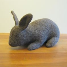 Images Of Bunny Rabbit Stuffed Animal Children Plush Wool Toy Easter