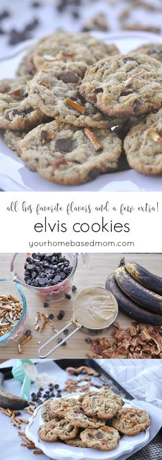 Elvis Cookies Recipe