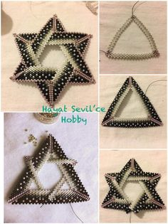 Best Seed Bead Jewelry 2017 Black and white Earrings schema Seed Bead Tutorials - Salvabrani Bead Embroidery Patterns, Seed Bead Patterns, Beaded Bracelet Patterns, Beaded Embroidery, Beading Patterns, Seed Bead Jewelry, Bead Jewellery, Stone Jewelry, Pearl Jewelry