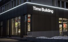 Time Building - 25AH
