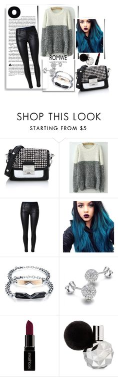 """Untitled #218"" by april-lover ❤ liked on Polyvore featuring Karl Lagerfeld, Tenri, Zundiao, Smashbox, women's clothing, women, female, woman, misses and juniors"