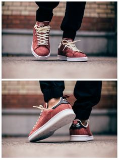 Autumn/Winter 2017 Women / Men  adidas  Court Deck Mid Mars Red/White Vapour/ black shoes UK RB8100220