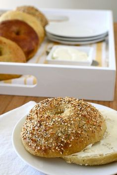 Homemade Bagels | Annie's Eats