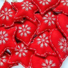 Image result for scandinavian felt ornaments