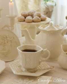 Aiken House & Gardens: Winter White Afternoon Tea
