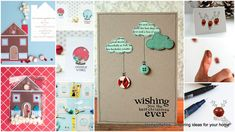 Make Your Own Creative DIY Christmas Cards This Winter - http://www.tradedivine.com/make-your-own-creative-diy-christmas-cards-this-winter/