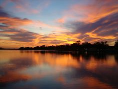 Sunset over Lake Bachman - iWitness Weather Photos and Video Photo