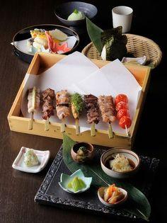 Japanese dish, Yakitori