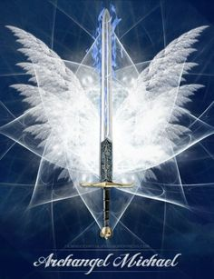 My Favorite Archangel Michael Story How I Met Archangel Michael I have been working with Nasrin and the Ascended Masters for many years now and from the very beginning, Archangel Michael has been my constant companion. In fact, at my… Archangel Michael Tattoo, Angel Protection, Image Jesus, Angel Warrior, Saint Esprit, Ascended Masters, Great Awakening, Angels Among Us, Guardian Angels