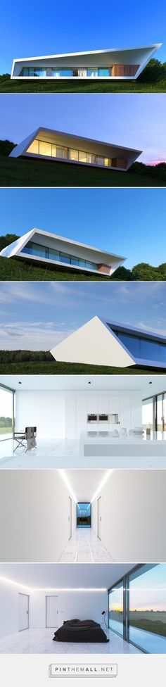 White Line by nravil architects