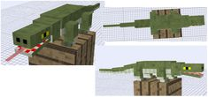 tropical minecraft hostile mobs - Google Search