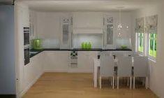 Bilderesultater for sigdal kjøkken Kitchen Cabinets, Table, House, Furniture, Home Decor, Image, Ideas, Kitchens, Search
