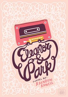 Eleanor & Park | Redesigned Cover on Behance by Risa Rodil