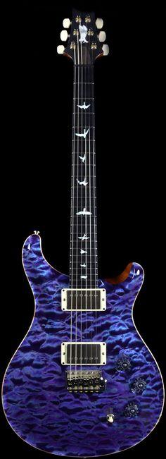 Wild West Guitars : PRS Private Stock #4070 DGT Aqua Violet