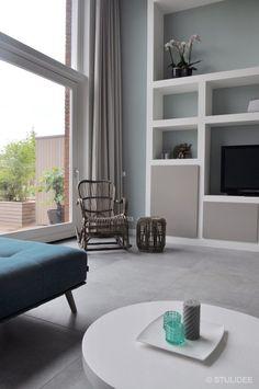 Binnenkijken in ... een huis in moderne design stijl in Rotterdam na STIJLIDEE Interieuradvies, Kleuradvies en Styling via www.stijlidee.nl