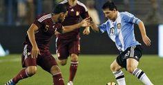 Argentina vs Venezuela en vivo Copa America Centenario | Futbol en vivo - Argentina vs Venezuela en vivo Copa America Centenario. Canales que van a pasar Argentina vs Venezuela en directo enlaces para ver online el partido.