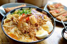De laksa noodle soup van Noo.Me in Rotterdam is absoluut een aanrader! #hotspot #aziatisch #restaurant #rotterdam
