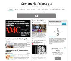 Semanario Psicología por  Juan Linqui