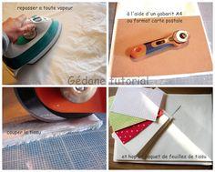 imprimer sur du tissu - gedane-tutos